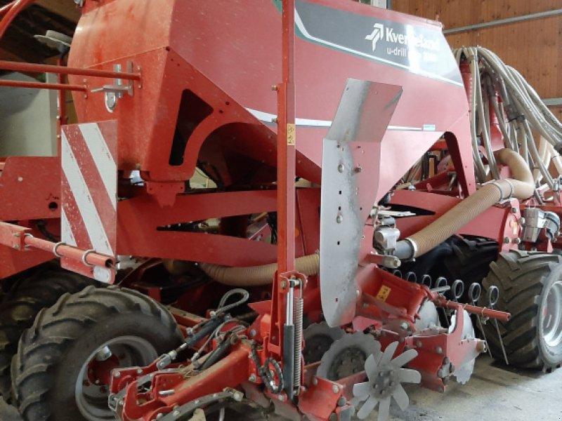 Direktsaatmaschine des Typs Kverneland U-drill plus 3000, Gebrauchtmaschine in Oberndorf (Bild 1)