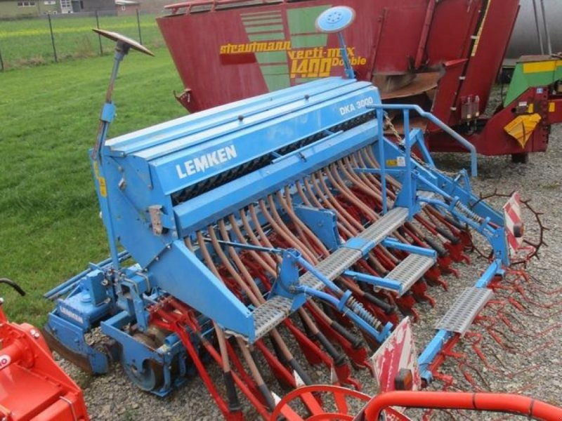 Direktsaatmaschine des Typs Lemken DKA 3000, Gebrauchtmaschine in Brakel (Bild 6)