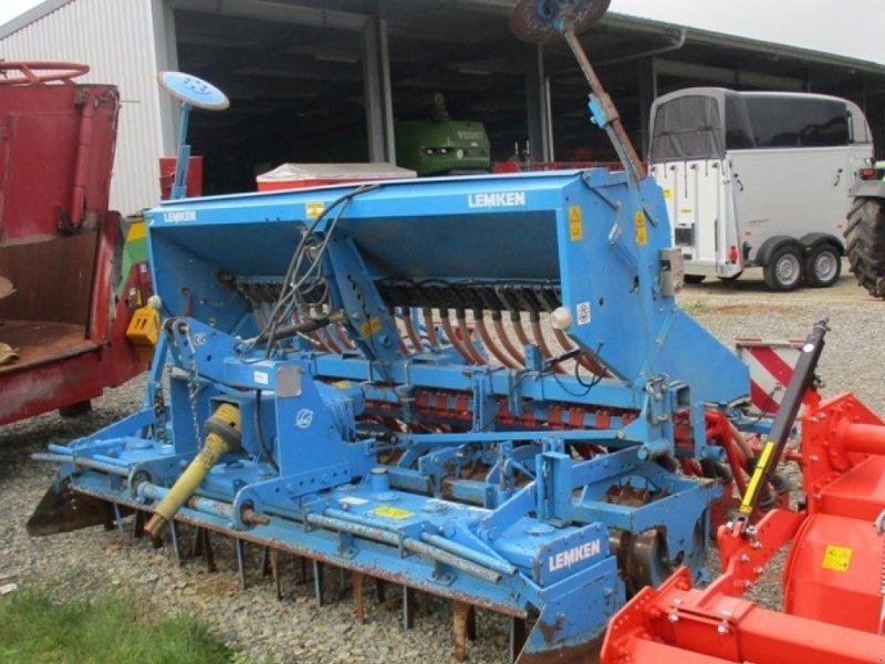 Direktsaatmaschine des Typs Lemken DKA 3000, Gebrauchtmaschine in Brakel (Bild 3)