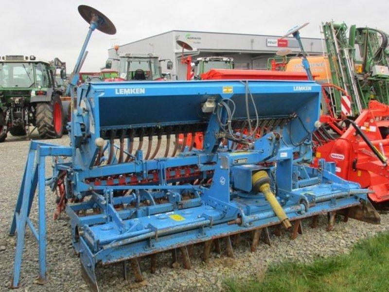 Direktsaatmaschine des Typs Lemken DKA 3000, Gebrauchtmaschine in Brakel (Bild 1)