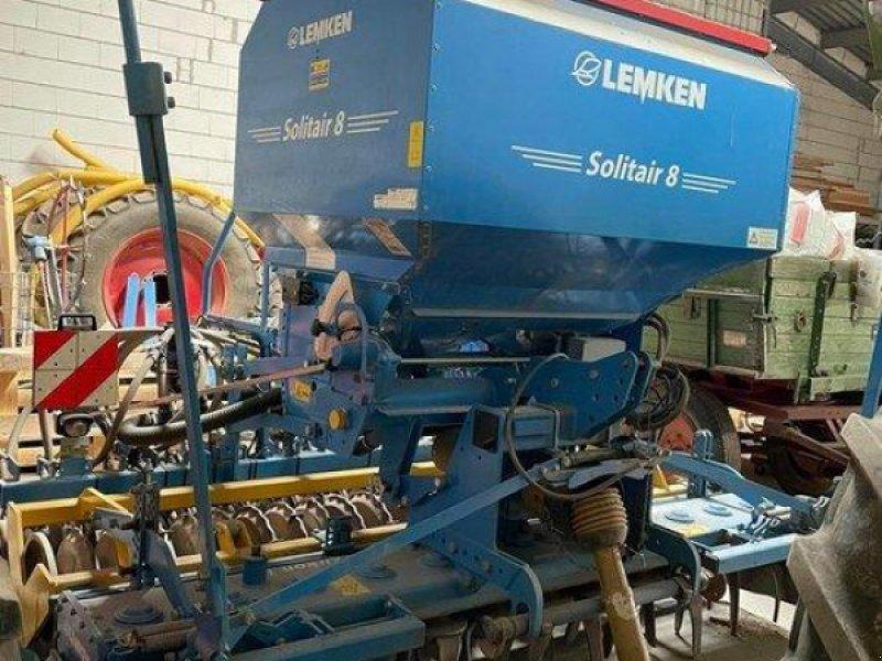 Direktsaatmaschine des Typs Lemken Solitair 8, Gebrauchtmaschine in Mosbach (Bild 1)
