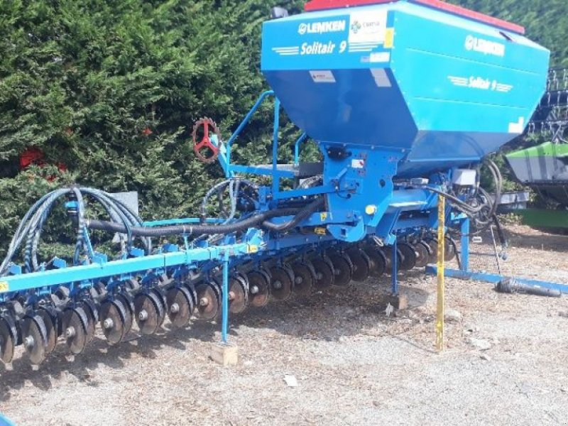 Photo Lemken solitair 9/600ka