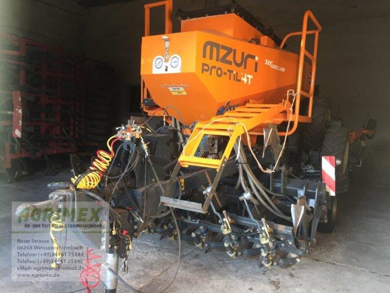 Direktsaatmaschine des Typs Mzuri ProTill T4, Gebrauchtmaschine in Weißenschirmbach (Bild 1)