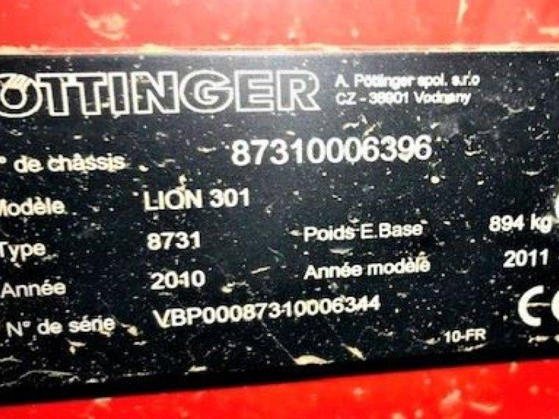 Direktsaatmaschine des Typs Pöttinger LION/VITAS 301, Gebrauchtmaschine in HOUPLINES (Bild 8)