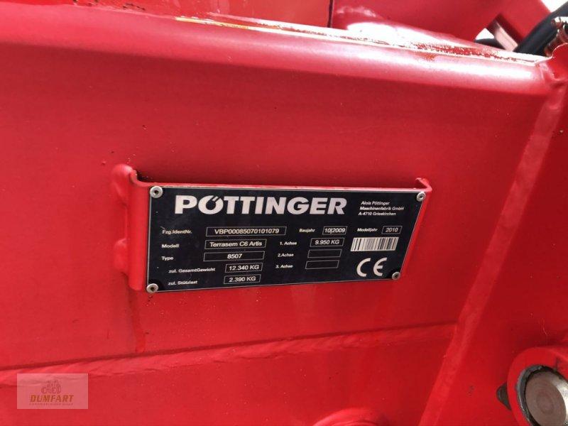 Direktsaatmaschine des Typs Pöttinger Terrasem C6 Artis, Gebrauchtmaschine in Bad Leonfelden (Bild 6)