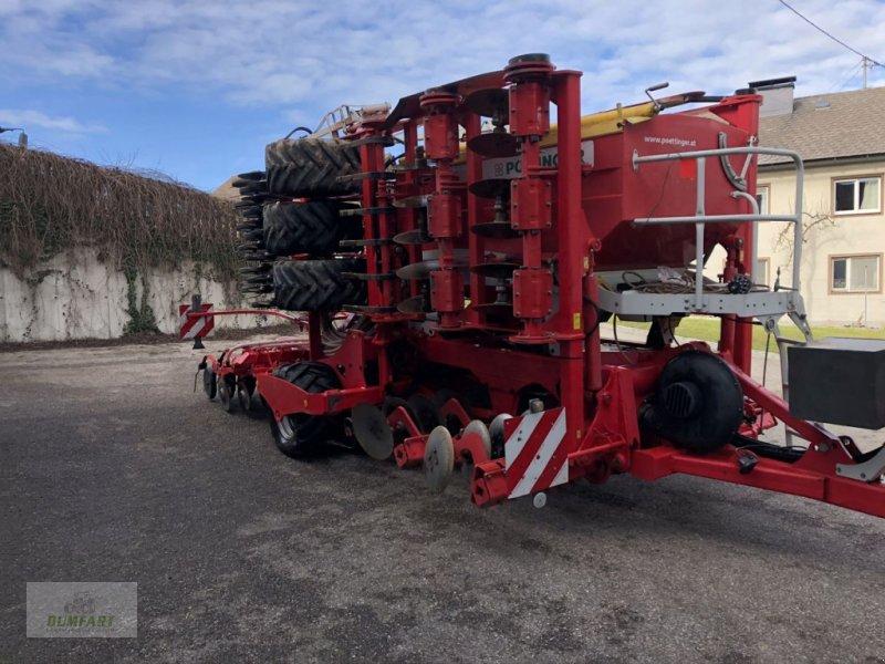 Direktsaatmaschine des Typs Pöttinger Terrasem C6 Artis, Gebrauchtmaschine in Bad Leonfelden (Bild 4)