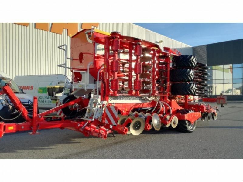 Direktsaatmaschine tip Pöttinger TERRASEM, Gebrauchtmaschine in NEUVILLE EN POITOU (Poză 1)
