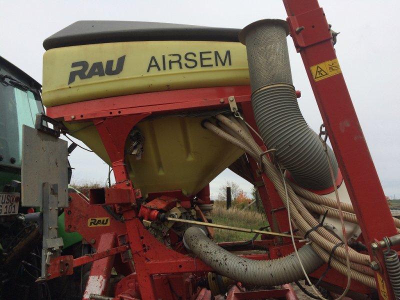 Direktsaatmaschine des Typs Rau Unimat 300, Gebrauchtmaschine in Reipoltskirchen (Bild 1)
