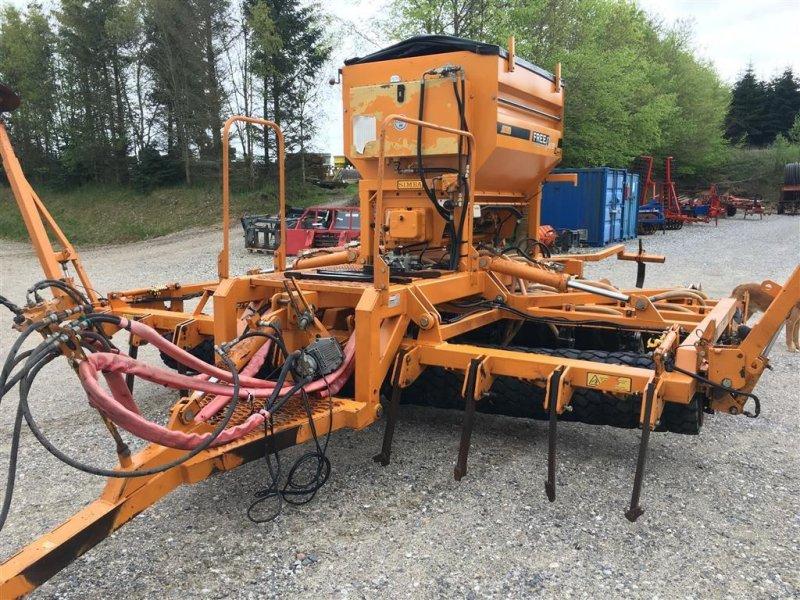 Direktsaatmaschine des Typs Simba 4 meter Free Flow Direkte tand-såmaskine, Gebrauchtmaschine in Nimtofte (Bild 1)
