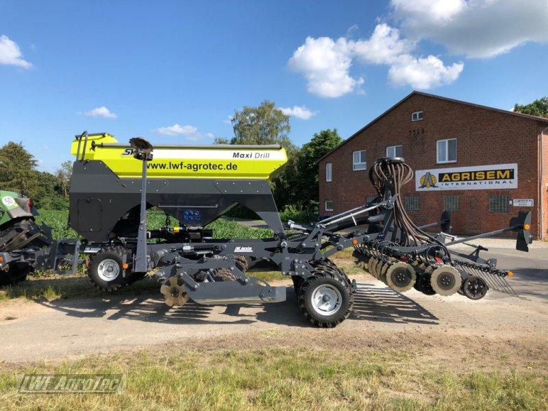 Direktsaatmaschine des Typs Sky Agriculture Maxidrill 3010 Pro, Gebrauchtmaschine in Römstedt (Bild 4)