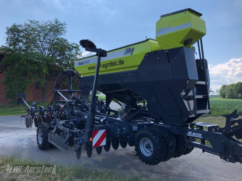 Direktsaatmaschine des Typs Sky Agriculture Maxidrill 3010 Pro, Gebrauchtmaschine in Römstedt (Bild 7)