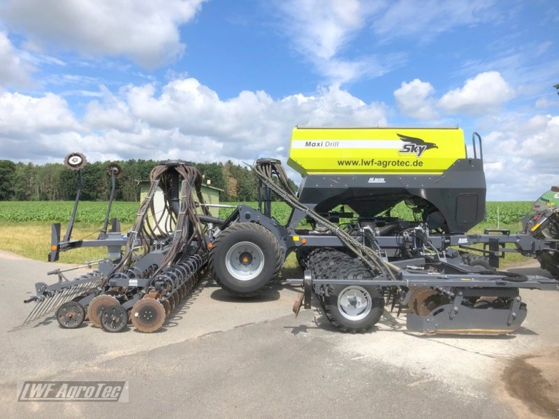 Direktsaatmaschine typu Sky Agriculture Maxidrill W 6010 Fertisem, Gebrauchtmaschine w Römstedt (Zdjęcie 1)