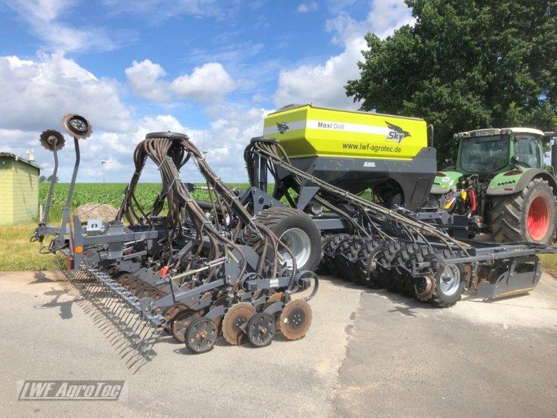 Direktsaatmaschine typu Sky Agriculture Maxidrill W 6010 Fertisem, Gebrauchtmaschine w Römstedt (Zdjęcie 2)