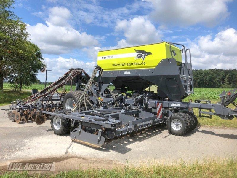 Direktsaatmaschine typu Sky Agriculture Maxidrill W 6010 Fertisem, Gebrauchtmaschine w Römstedt (Zdjęcie 3)