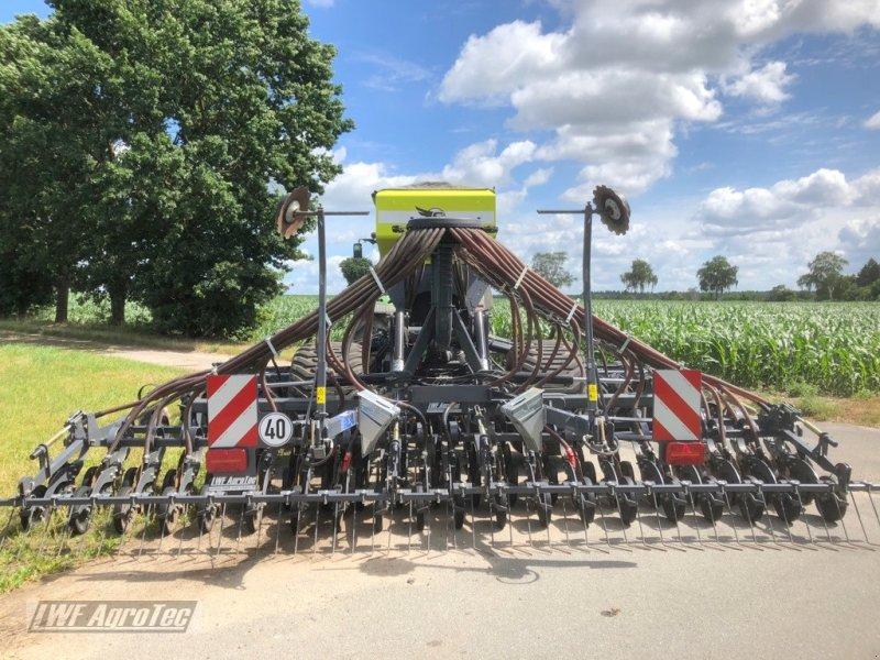 Direktsaatmaschine typu Sky Agriculture Maxidrill W 6010 Fertisem, Gebrauchtmaschine w Römstedt (Zdjęcie 5)