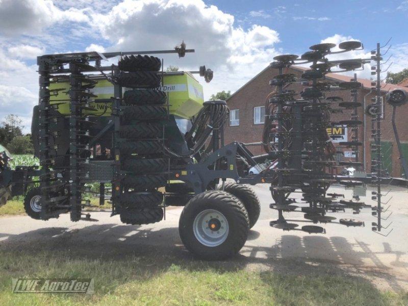 Direktsaatmaschine typu Sky Agriculture Maxidrill W 6010 Fertisem, Gebrauchtmaschine w Römstedt (Zdjęcie 6)