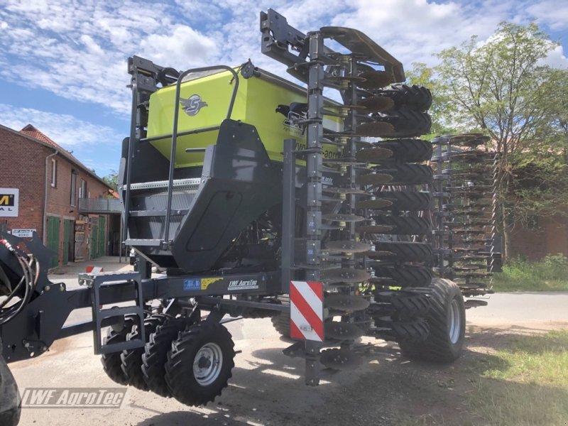 Direktsaatmaschine typu Sky Agriculture Maxidrill W 6010 Fertisem, Gebrauchtmaschine w Römstedt (Zdjęcie 7)