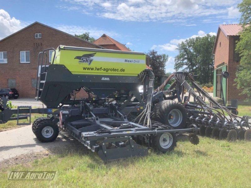 Direktsaatmaschine typu Sky Agriculture Maxidrill W 6010 Fertisem, Gebrauchtmaschine w Römstedt (Zdjęcie 13)