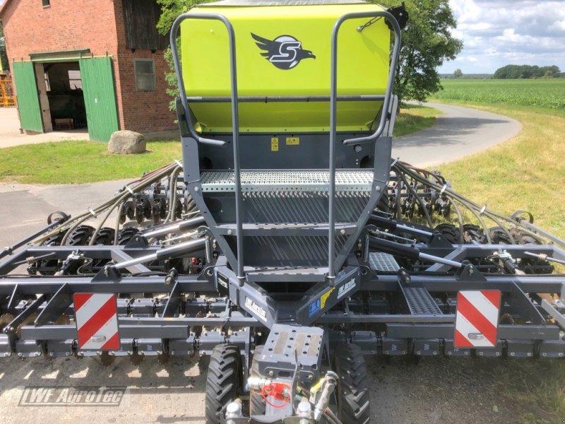 Direktsaatmaschine typu Sky Agriculture Maxidrill W 6010 Fertisem, Gebrauchtmaschine w Römstedt (Zdjęcie 15)