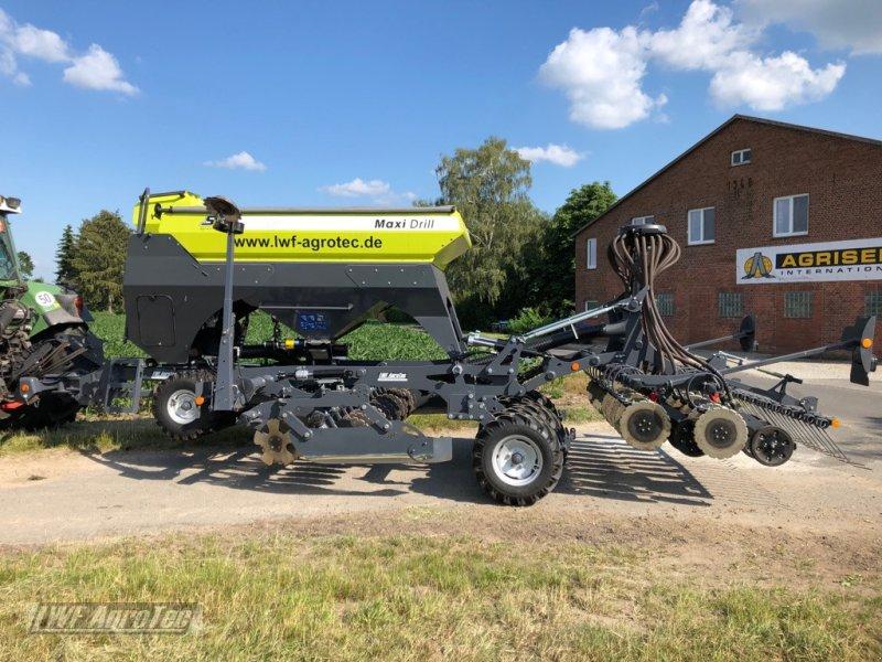 Direktsaatmaschine des Typs Sky Maxidrill 3010 Pro, Gebrauchtmaschine in Römstedt (Bild 1)
