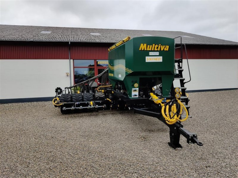 Direktsaatmaschine типа Sonstige Forte FX 6000 Stor tankkap. 8000 l. - PÅ LAGER, Gebrauchtmaschine в Storvorde (Фотография 1)