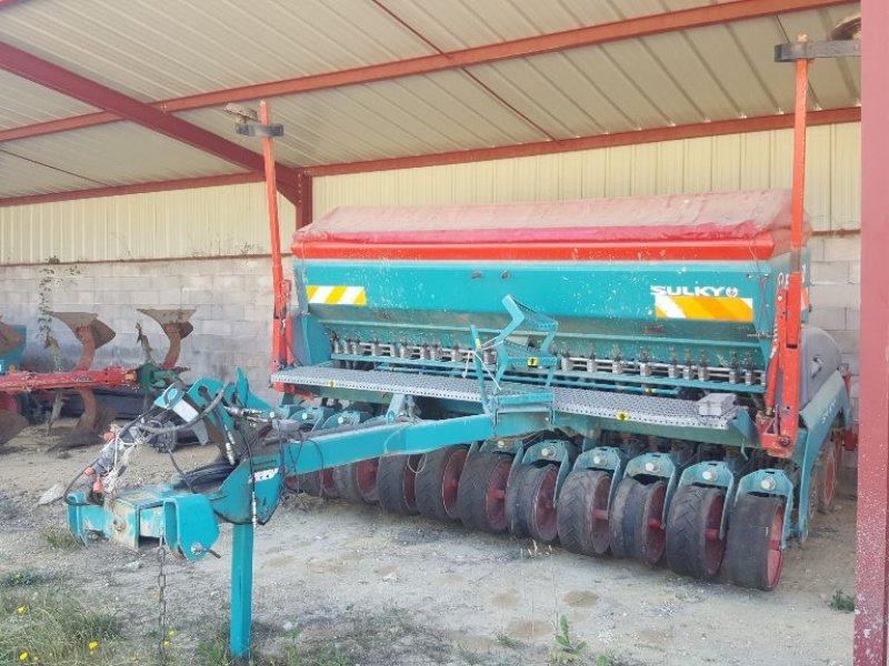 Direktsaatmaschine типа Sulky EASYDRILL, Gebrauchtmaschine в CHAUMONT (Фотография 1)