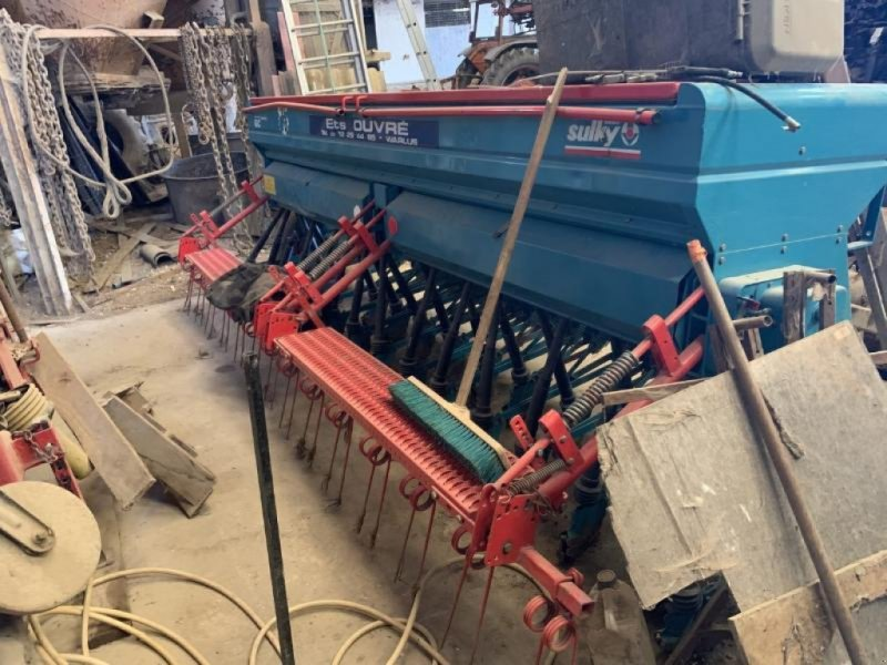 Direktsaatmaschine типа Sulky TRAMELINE, Gebrauchtmaschine в ROYE (Фотография 1)