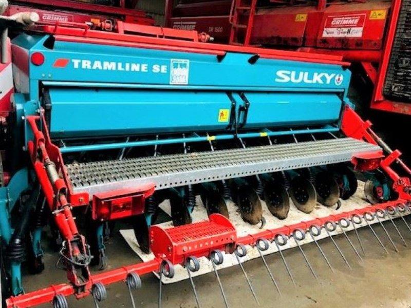 Direktsaatmaschine des Typs Sulky TRAMLINE SE, Gebrauchtmaschine in HOUPLINES (Bild 1)