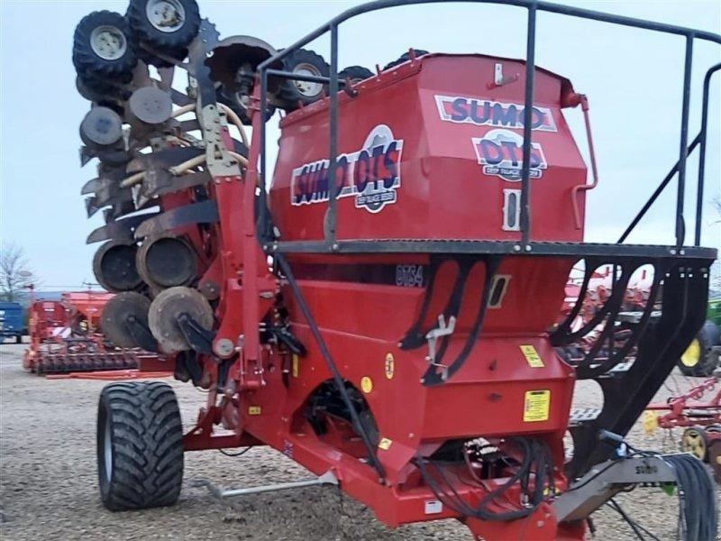Direktsaatmaschine типа SUMO DTS 4 meter med gødning, Gebrauchtmaschine в Tønder (Фотография 1)