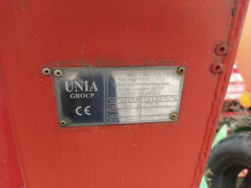 Direktsaatmaschine типа Unia Mazur, Gebrauchtmaschine в Київ (Фотография 3)