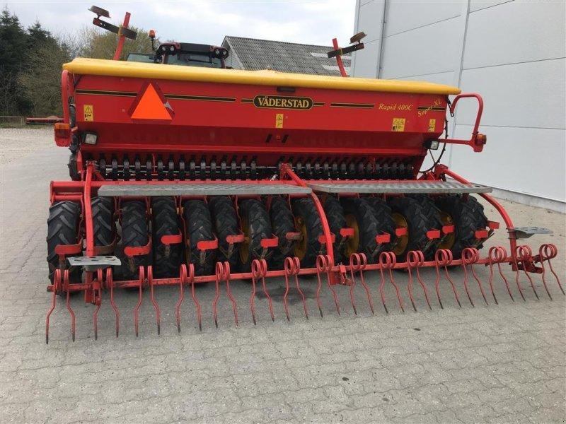 Direktsaatmaschine des Typs Väderstad Rapid 400 C Super XL, Gebrauchtmaschine in Nimtofte (Bild 4)