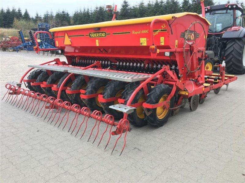 Direktsaatmaschine des Typs Väderstad Rapid 400 C Super XL, Gebrauchtmaschine in Nimtofte (Bild 5)