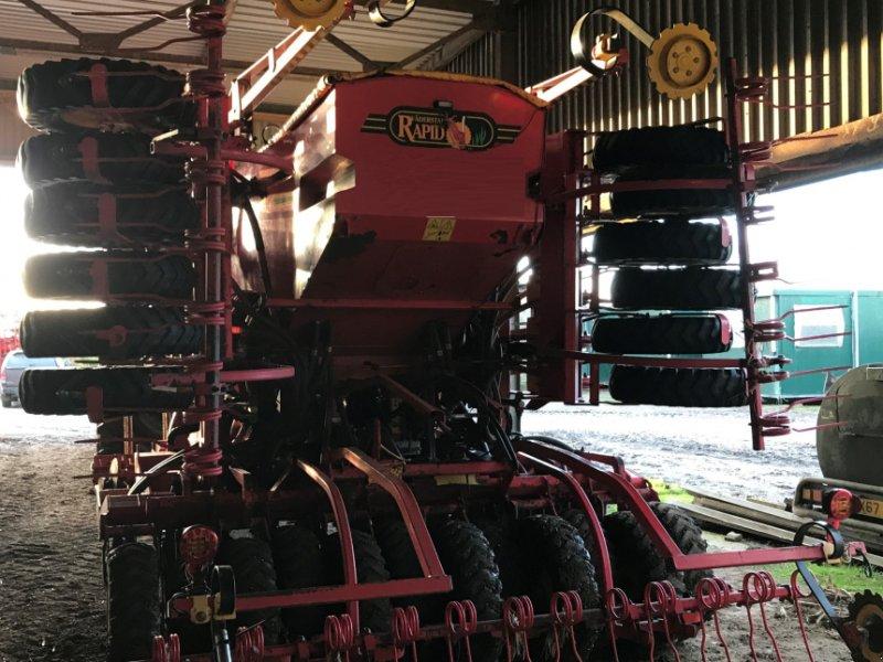 Direktsaatmaschine des Typs Väderstad Rapid A 600, Gebrauchtmaschine in Grantham (Bild 1)