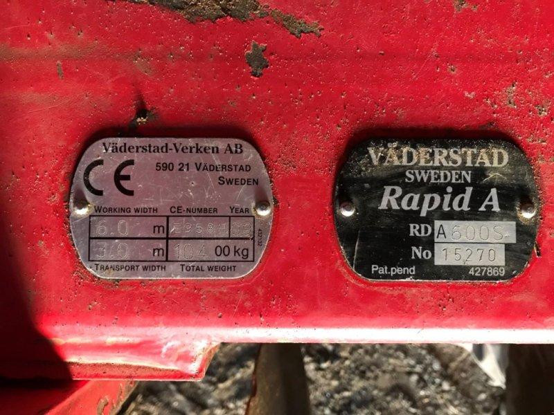 Direktsaatmaschine des Typs Väderstad Rapid A 600, Gebrauchtmaschine in Grantham (Bild 6)