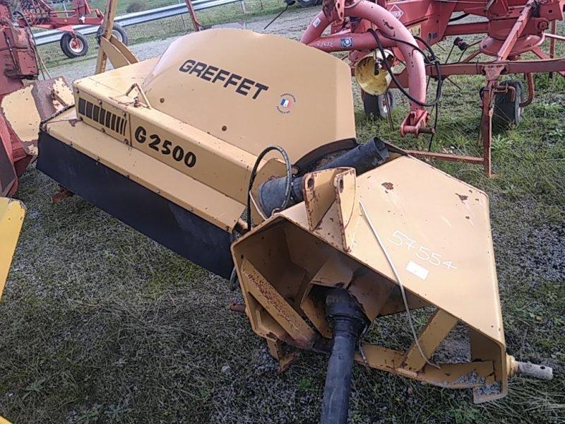 Drainagespülgerät типа Sonstige G 2500, Gebrauchtmaschine в Gueret (Фотография 1)