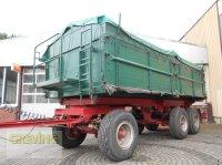 Blumhardt LK22.65E    22to ges. Gewicht háromtengelyes billenthető pótkocsi