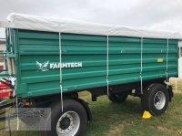 Farmtech zdk 1500 háromtengelyes billenthető pótkocsi