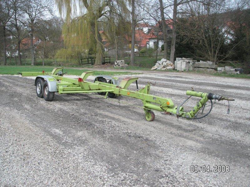 Dreschwerk typu CLAAS Dominator 208 Mega, Gebrauchtmaschine w Bruckberg (Zdjęcie 12)