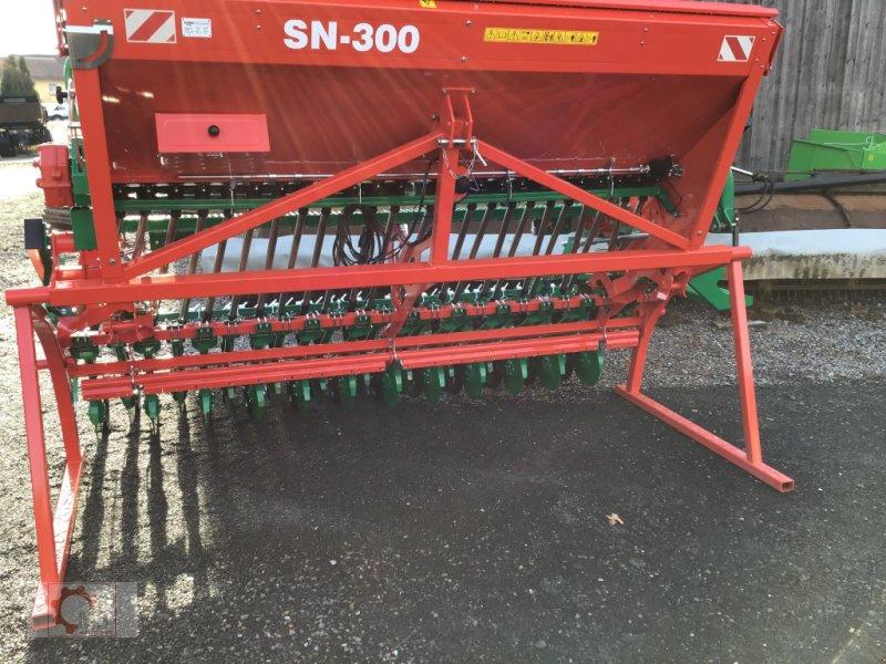 Drillmaschine des Typs Agro-Masz SN 300 Aufgebaut, Neumaschine in Tiefenbach (Bild 3)