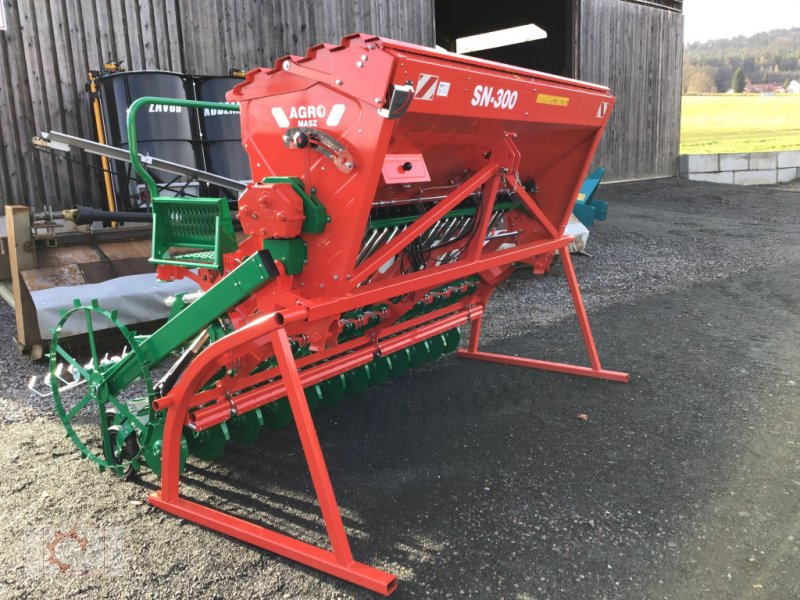 Drillmaschine του τύπου Agro-Masz SN 300 Aufgebaut, Neumaschine σε Tiefenbach (Φωτογραφία 1)