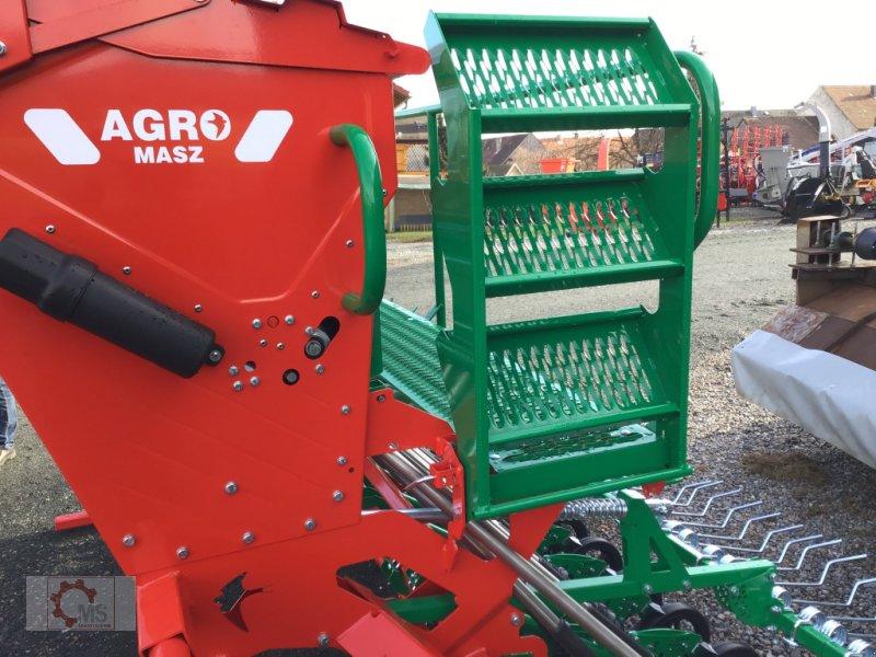 Drillmaschine des Typs Agro-Masz SN 300 Aufgebaut, Neumaschine in Tiefenbach (Bild 7)