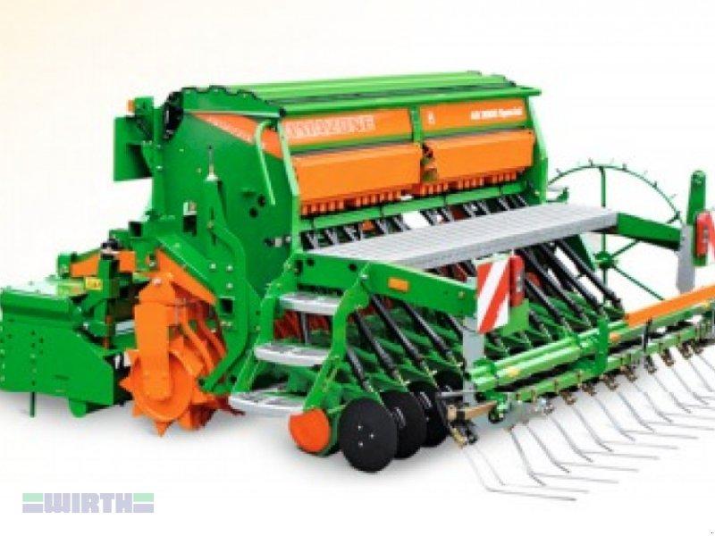 Drillmaschine tipa Amazone AD 3000 Super mit KE 3001 Zahnpackerwalze, Neumaschine u Buchdorf (Slika 1)