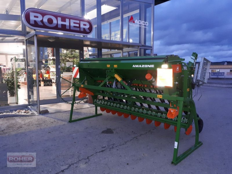 Drillmaschine of the type Amazone AD 3000 Super, Neumaschine in Wieselburg Land (Picture 1)