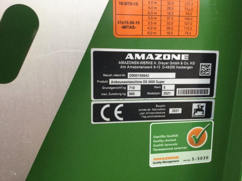 Drillmaschine des Typs Amazone AD 3000 Super, Gebrauchtmaschine in Mühlhausen-Ehingen (Bild 5)