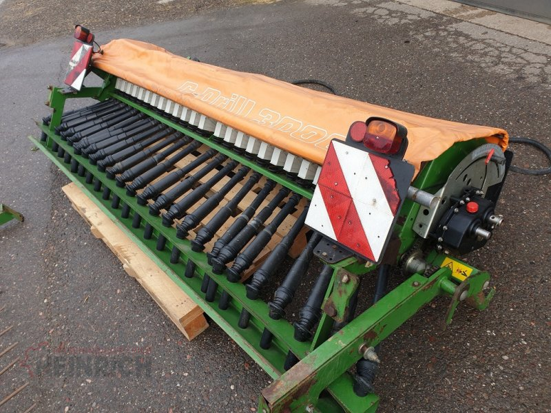 Drillmaschine des Typs Amazone C-Drill 3000, Gebrauchtmaschine in Ehekirchen (Bild 1)
