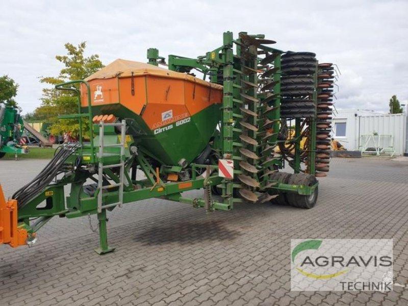 Drillmaschine des Typs Amazone CIRRUS 6002, Gebrauchtmaschine in Calbe / Saale (Bild 1)