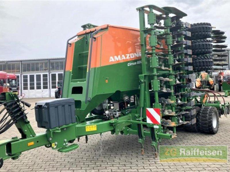 Drillmaschine des Typs Amazone Cirrus 6003-2, Gebrauchtmaschine in Bühl (Bild 1)