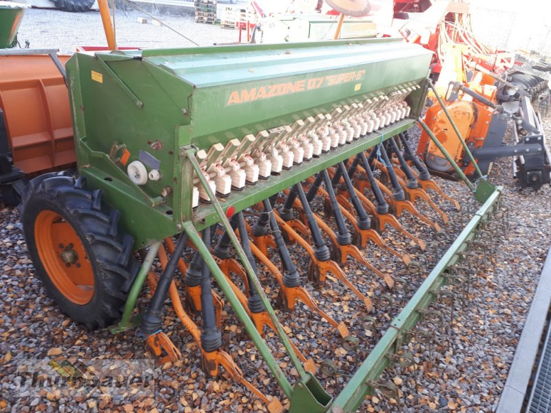 Drillmaschine типа Amazone D7 Super Typ 30, Gebrauchtmaschine в Cham (Фотография 1)