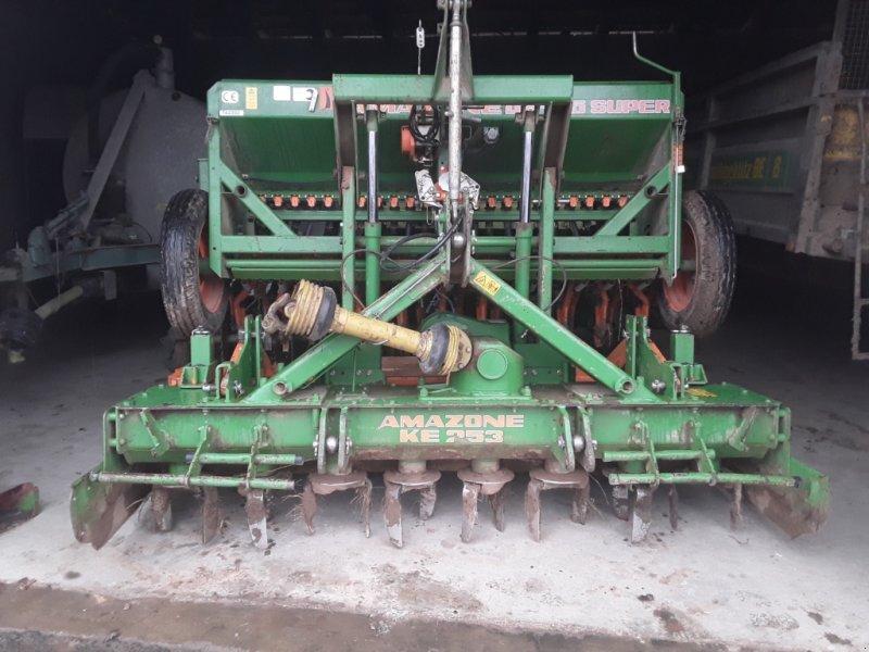 Drillmaschine des Typs Amazone D8-25 Super, Gebrauchtmaschine in Wetter (Bild 1)
