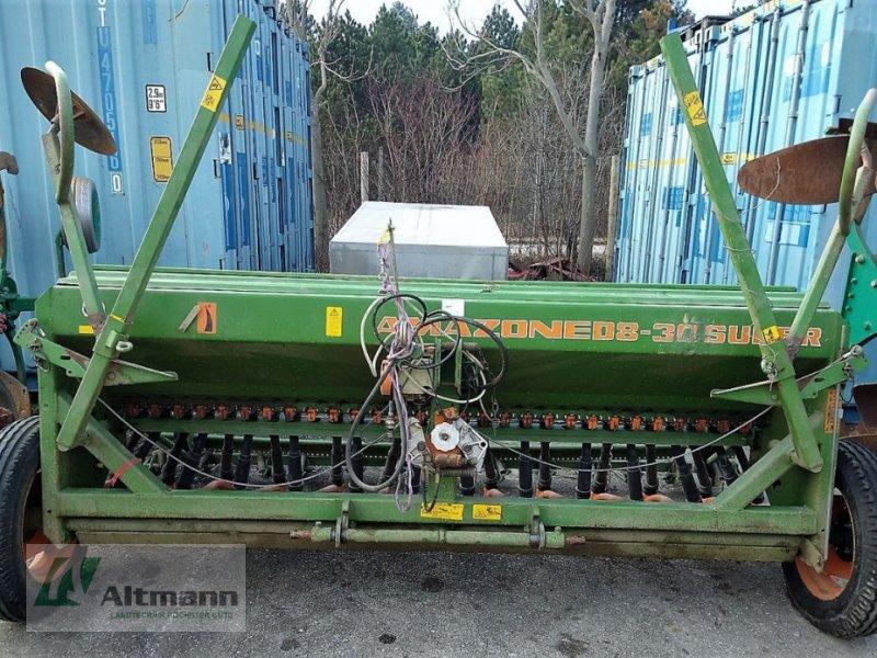 Drillmaschine a típus Amazone D8 30 Schleppschar, Gebrauchtmaschine ekkor: Wiener Neustadt (Kép 1)
